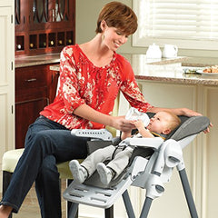 Chicco Polly High Chair, Lilla