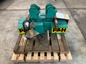 P&H 3 Ton Cable Hoist - New