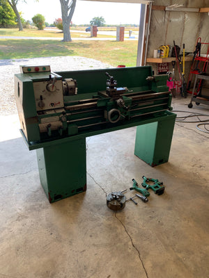 Grizzly G4016 Gear-Head Lathe