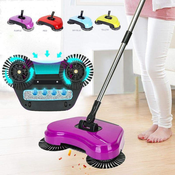 Le Balai Aspirateur magique Easy Sweep