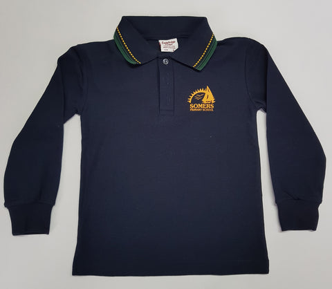 Somers Polo Long Sleeve