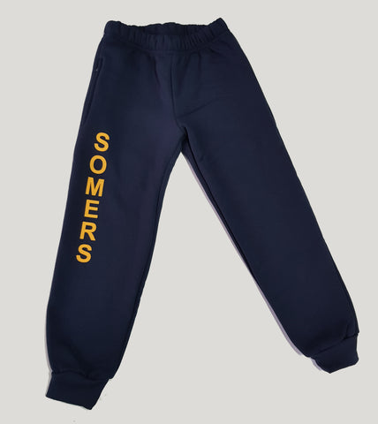 Somers Navy Track Pants