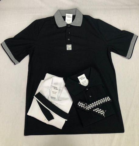 Polo Shirts With Trim