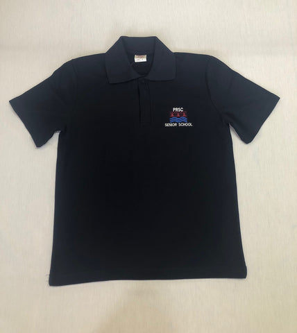 Patterson River VCE S/S Polo Navy