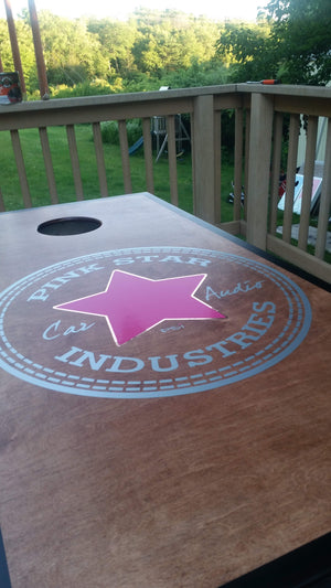 Regulation Size Cornhole Set