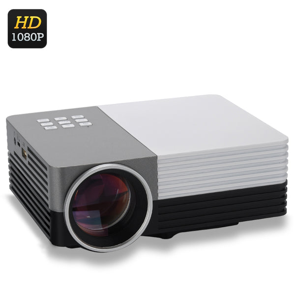 LCD LED Projector