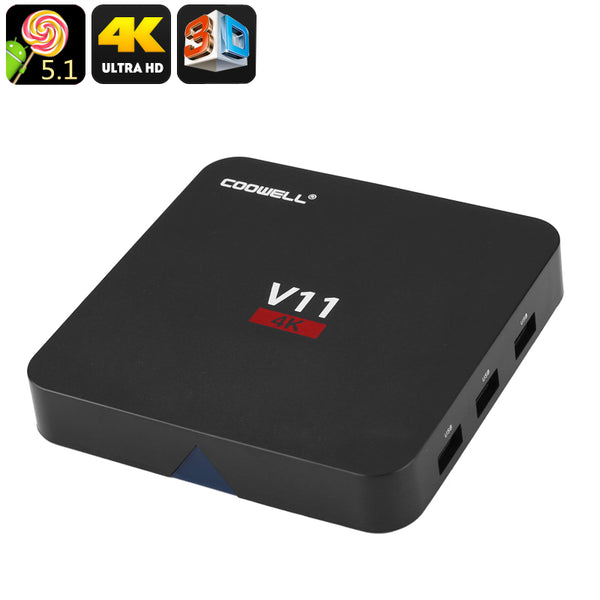 Android TV Box COOWELL V11RK