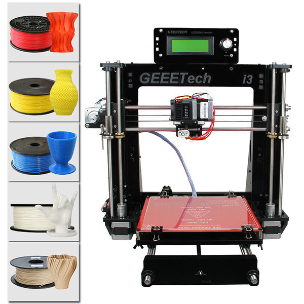 Geeetech Acrylic I3 Pro B DIY 3D Printer