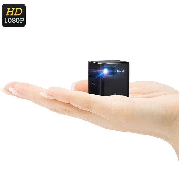 Orimag P6 Mini DLP Projector (Black)