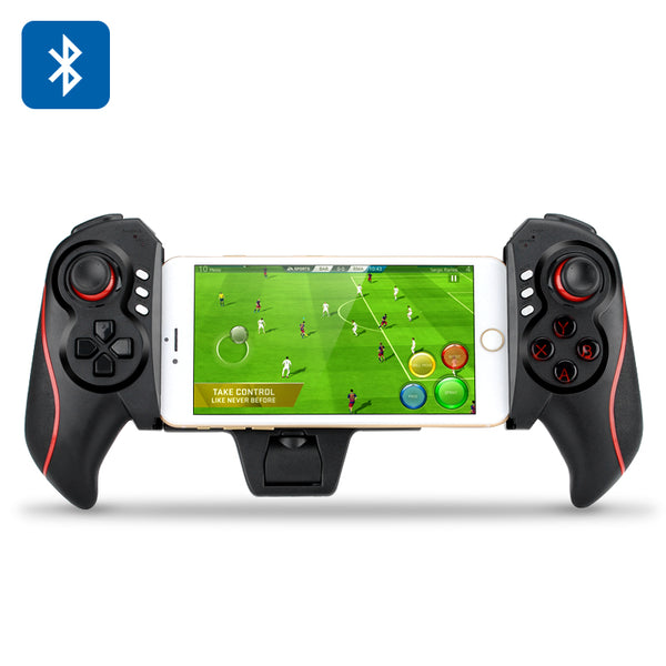 Wireless Gamepad For Smartphones + Tablets