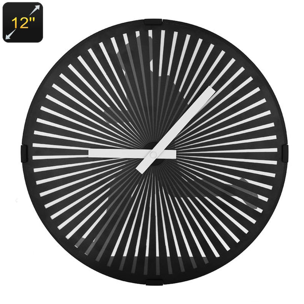 Animated Zoetrope Wall Clock