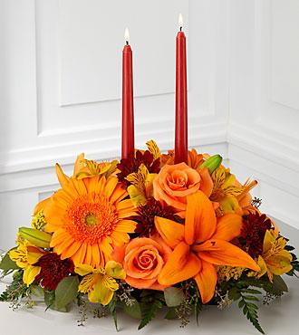 Fall Meadow Centerpiece