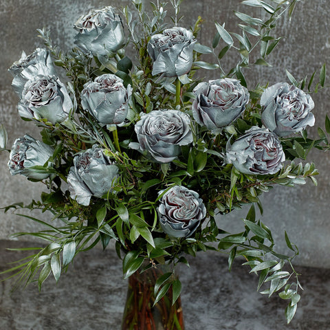 Silver Magic Rose Exclusive Prebook
