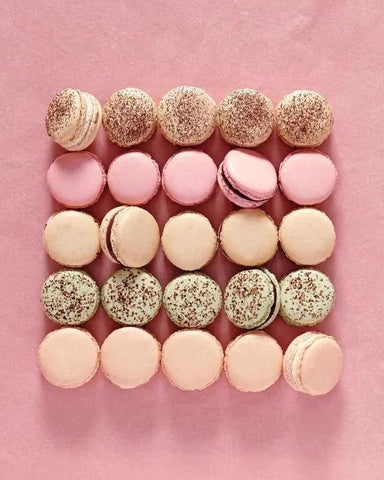 Treat them with Delicious Macarons 💗