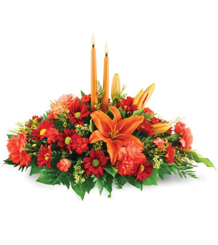 Autumn Love Centerpiece