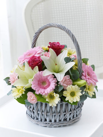 Forever Sweet Basket