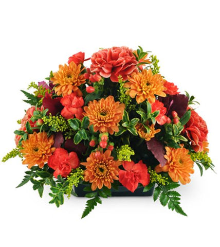 Fall in Country Centerpiece