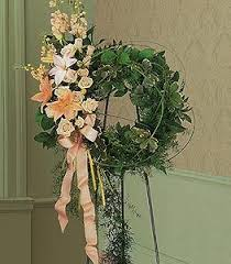 TF 196-2 Peach Wreath