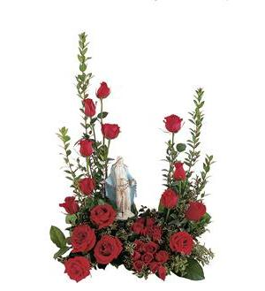 TF209-2 Teleflora's Our Lady of Grace