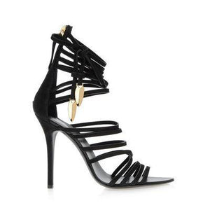 'Kendall' Strappy Heels - Clothing Buy Love
