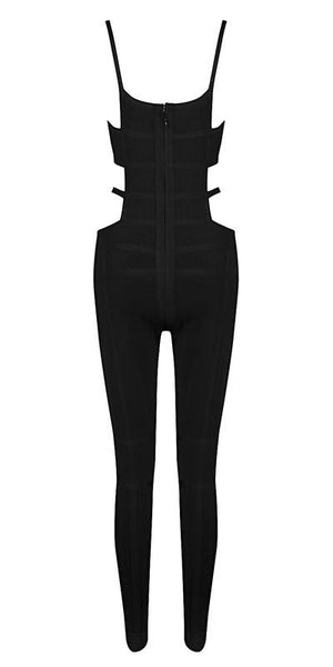 'Kennedy' Cut-Out Jumpsuit - Clothing Buy Love