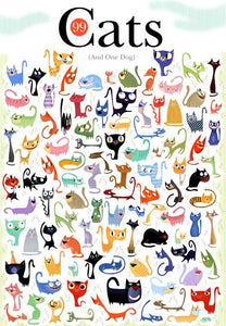 99 cats ang one dog