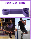 Fitness Rubber String Resistance Band