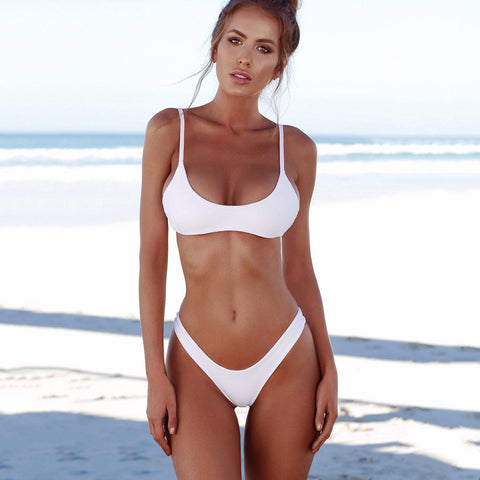 Marseille Push up Micro Bikini Set