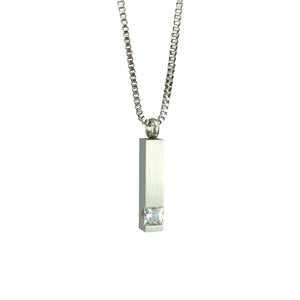 Quantum Crystal Cremation Urn Pendant - Optional Personalisation