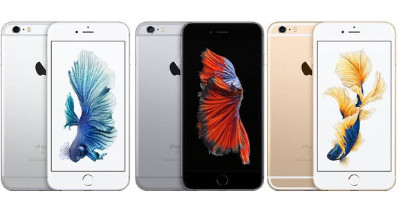 A Grade Apple iPhone 6s - Unlocked | Free 3 Month Warranty