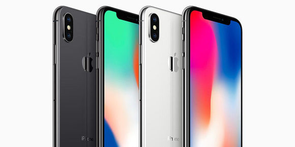 A Grade Apple iPhone X - Unlocked | Free 3 Month Warranty
