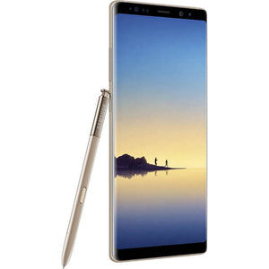 A Grade Samsung Galaxy Note 8 Dual Sim 128GB - Maple Gold - Unlocked | 6 Month Warranty