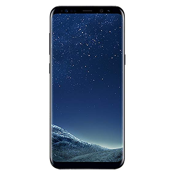 A Grade Samsung Galaxy S8 Dual Sim 64GB - Midnight Black - Unlocked | 6 Month Warranty