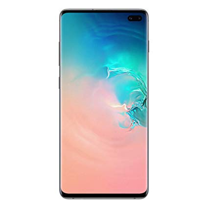 A Grade Samsung Galaxy S10 Plus Dual Sim 128GB - Prism White - Unlocked | 6 Month Warranty