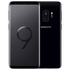 A Grade Samsung Galaxy S9 Single Sim 256GB - Midnight Black - Unlocked | 6 Month Warranty
