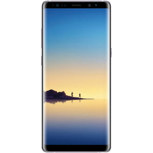 A Grade Samsung Galaxy Note 8 Dual Sim 64GB - Orchid Gray - Unlocked | 6 Month Warranty