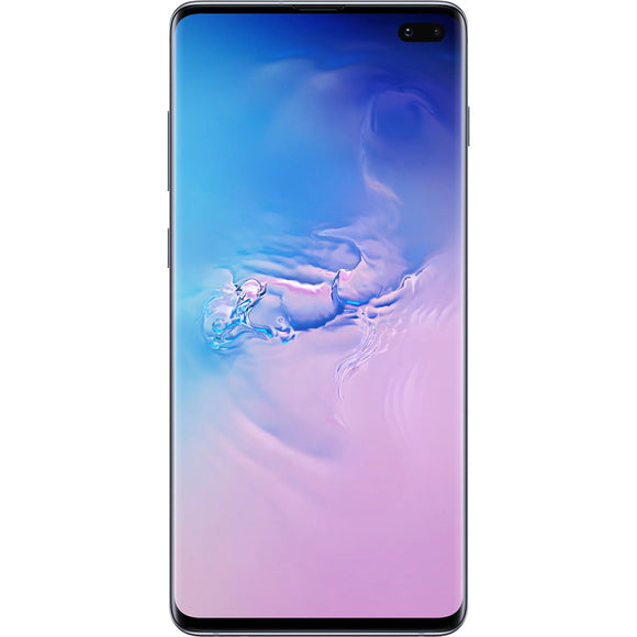 A Grade Samsung Galaxy S10 Plus Dual Sim 128GB - Prism Blue - Unlocked | 6 Month Warranty