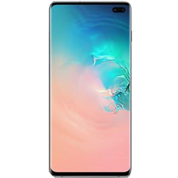 A Grade Samsung Galaxy S10 Plus Dual Sim 128GB - Prism Silver- Unlocked | 6 Month Warranty