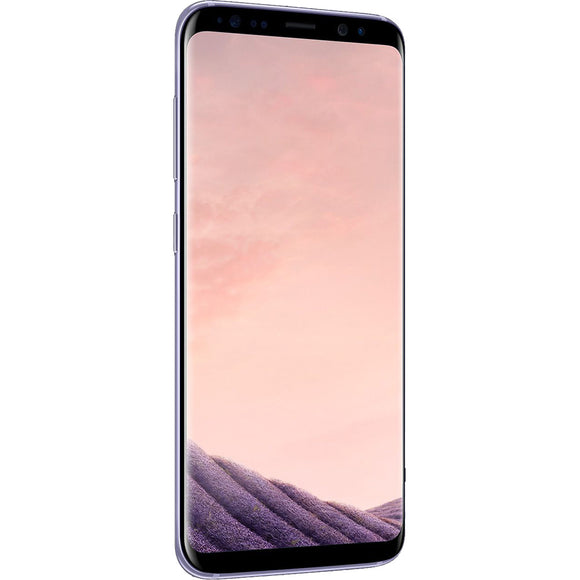 A Grade Samsung Galaxy S8 Single Sim 64GB - Orchid Grey - Unlocked | 6 Month Warranty