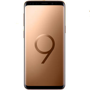 A Grade Samsung Galaxy S9 Single Sim 256GB - Sunrise Gold - Unlocked | 6 Month Warranty