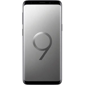 A Grade Samsung Galaxy S9 Dual Sim 128GB - Titanium Gray - Unlocked | 6 Month Warranty
