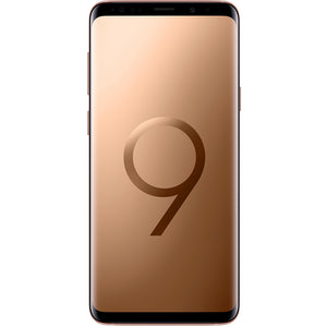 A Grade Samsung Galaxy S9 Plus Dual Sim 128GB - Sunrise Gold - Unlocked | 6 Month Warranty