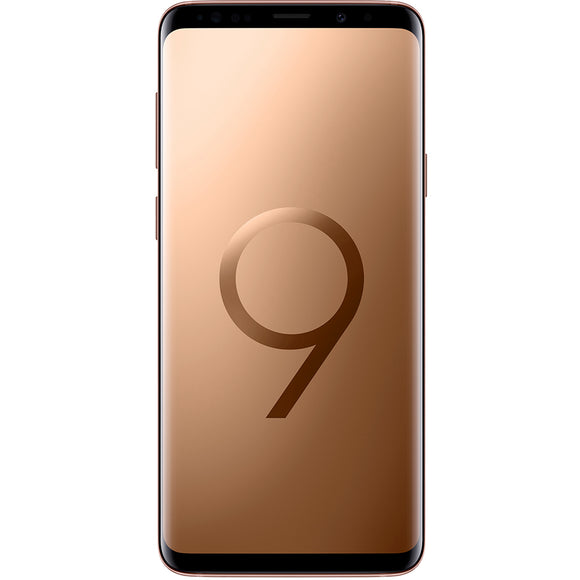 A Grade Samsung Galaxy S9 Plus Single Sim 64GB - Sunrise Gold - Unlocked | 6 Month Warranty