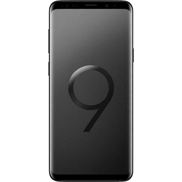 A Grade Samsung Galaxy S9 Plus Single Sim 64GB - Titanium Gray - Unlocked | 6 Month Warranty