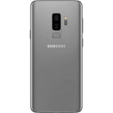 A Grade Samsung Galaxy S9 Plus Single Sim 256GB - Titanium Gray - Unlocked | 6 Month Warranty