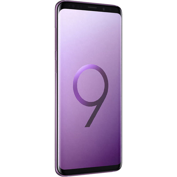 A Grade Samsung Galaxy S9 Plus Single Sim 64GB - Lilac Purple - Unlocked | 6 Month Warranty