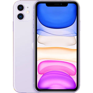 Ex-Display A Grade Apple iPhone 11 128GB - Purple - Unlocked | 6 MONTH WARRANTY