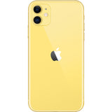 Ex-Display A Grade Apple iPhone 11 128GB - Yellow - Unlocked | 6 MONTH WARRANTY