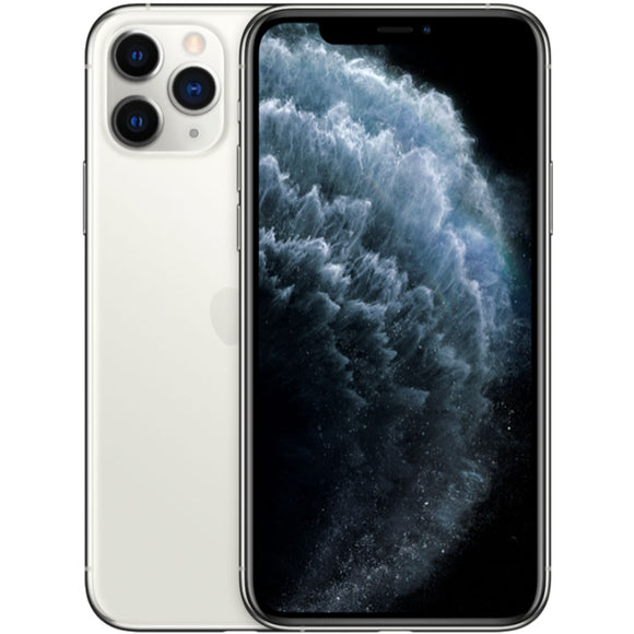 Ex-Display A Grade Apple iPhone 11 Pro Max 256GB - Matte Silver - Unlocked | 6 MONTH WARRANTY