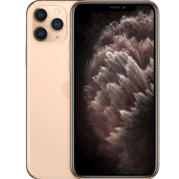 Ex-Display A Grade Apple iPhone 11 Pro Max 256GB - Matte Gold - Unlocked | 6 MONTH WARRANTY